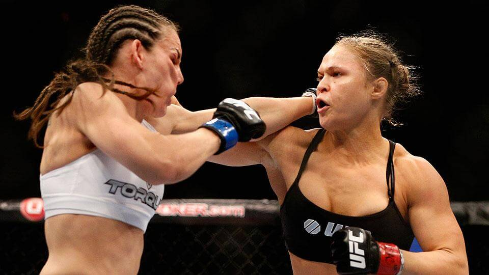 Ronda Rousey plans to leave her UFC belt in Brazil as a 'gift ...